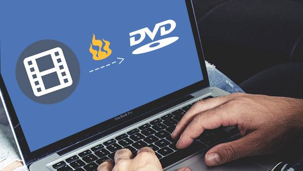 Wie brenne ich auf dem Computer mit DVD Burner Videos auf eine DVD?