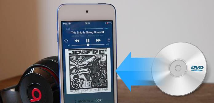 Konvertierung von DVD (VOB) zu iPod Video (MP4/MOV/M4V) auf dem Mac