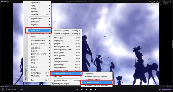 videos drehen mit windows media player
