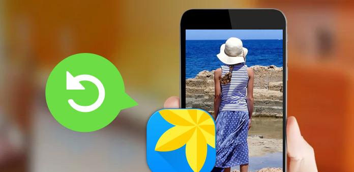 Wie man gelöschte Fotos auf einem Android Handy wiederherstellt