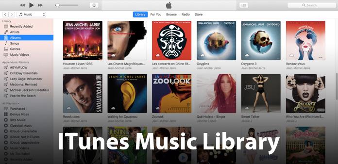 Wie Sie die iTunes Bibliothek wiederherstellen können für Ihr iPhone