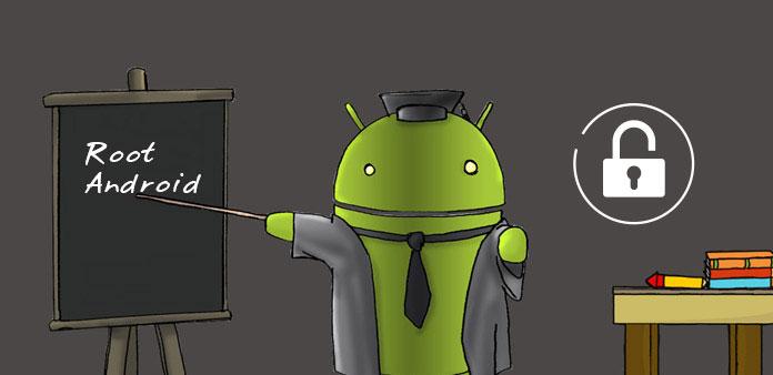 Wie Sie ihr Android Gerät auf einfachste Weise rooten
