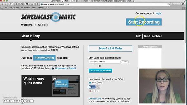 Screencast-O-Matic Review und die besten Alternativen