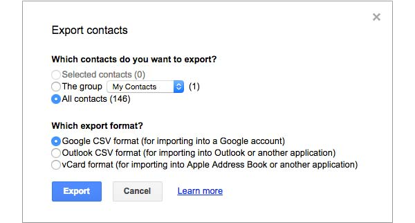 Wie Sie Google Kontakte aufs iPhone übertragen